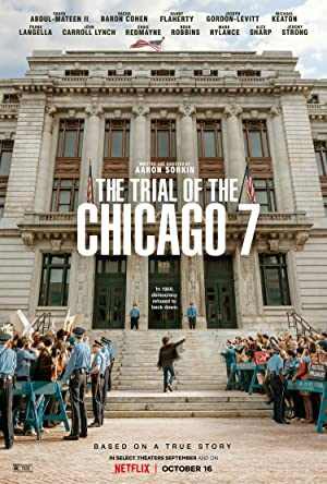 The Trial of the Chicago 7 German Subtitle