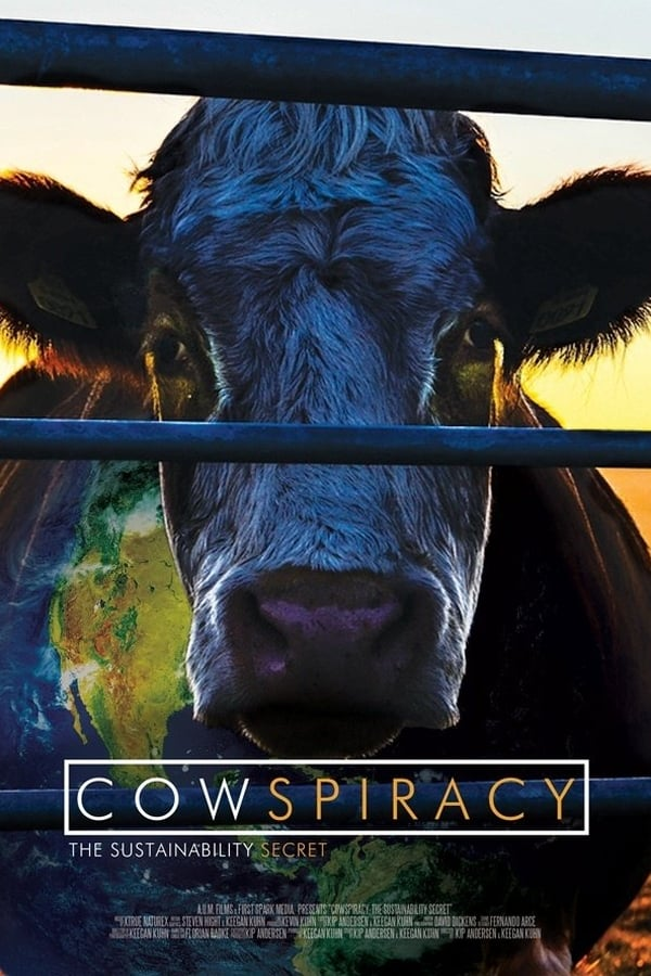 Cowspiracy: The Sustainability Secret Subtitle