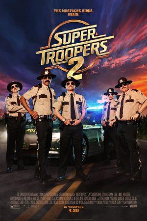 Super Troopers 2 Subtitle