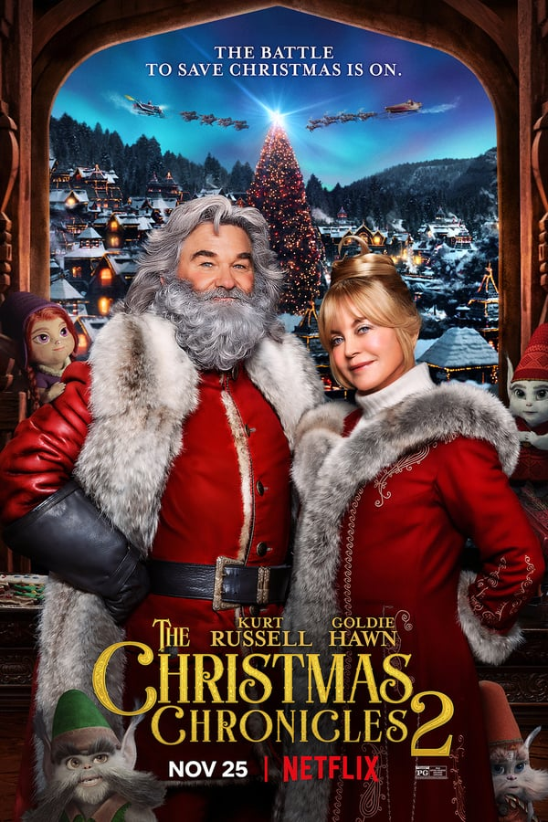 The Christmas Chronicles: Part Two Subtitle