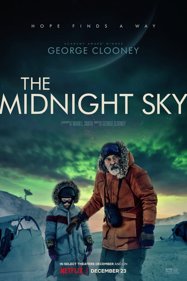 The Midnight Sky Subtitle