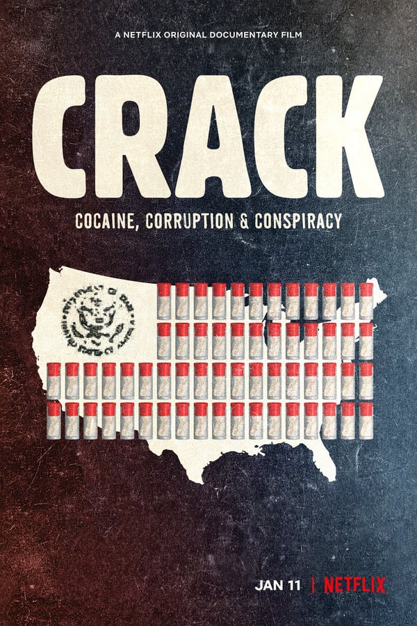 Crack: Cocaine, Corruption & Conspiracy 2021Subtitle