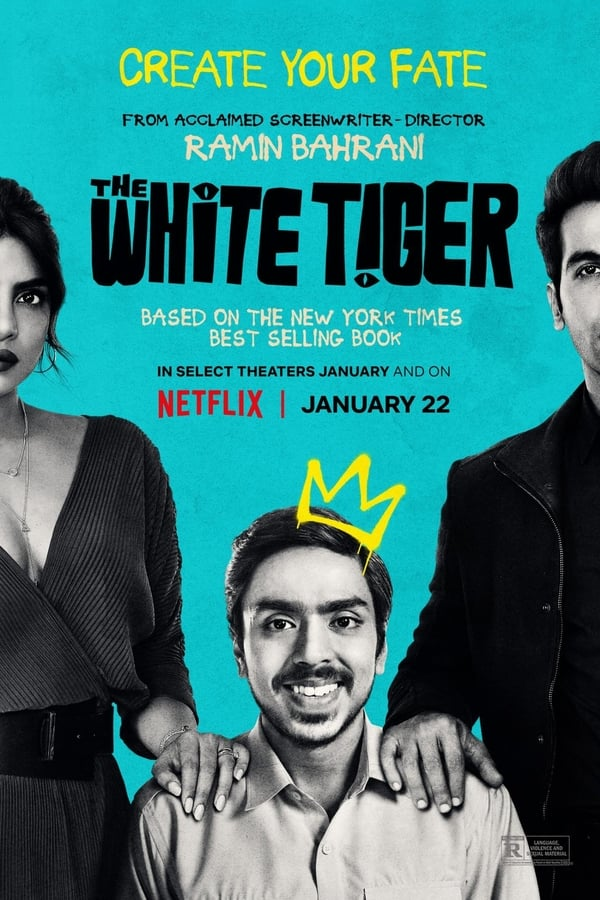 The White Tiger - 2021 - English Subtitle
