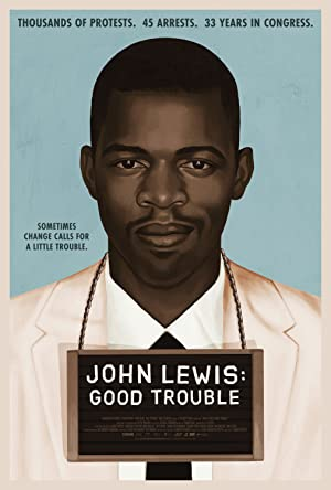 John Lewis: Good Trouble poster