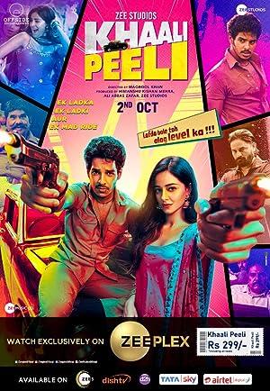 Khaali Peeli poster