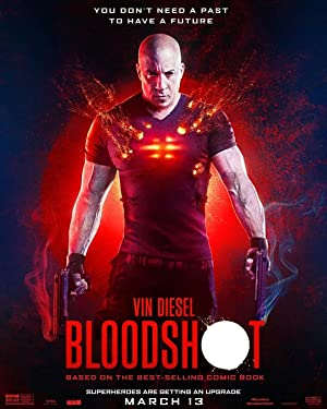 Bloodshot poster