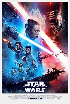 Star Wars: The Rise of Skywalker poster