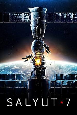 Salyut-7 poster
