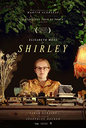 Shirley poster