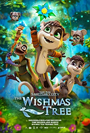 The Wishmas Tree poster