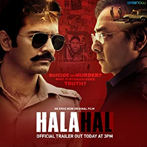 Halahal poster